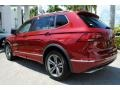 Volkswagen Tiguan SEL R-Line Cardinal Red Metallic photo #7