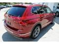 Volkswagen Tiguan SEL R-Line Cardinal Red Metallic photo #9