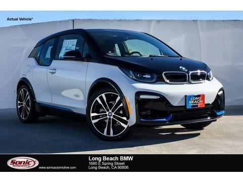 Capparis White 2019 BMW i3 S