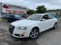 Audi A6 3.2 quattro Sedan Ibis White photo #1