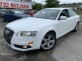 Audi A6 3.2 quattro Sedan Ibis White photo #8