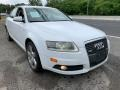 Audi A6 3.2 quattro Sedan Ibis White photo #11