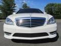 Mercedes-Benz S 550 Sedan Diamond White Metallic photo #4