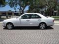 Mercedes-Benz E 420 Sedan Polar White photo #47