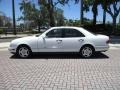 Mercedes-Benz E 420 Sedan Polar White photo #51