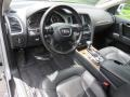 Audi Q7 3.0 TDI quattro Ice Silver Metallic photo #24