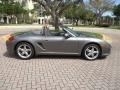 Porsche Boxster  Meteor Grey Metallic photo #3