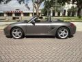 Porsche Boxster  Meteor Grey Metallic photo #11