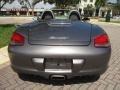 Porsche Boxster  Meteor Grey Metallic photo #15