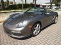 Porsche Boxster  Meteor Grey Metallic photo #32
