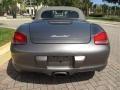Porsche Boxster  Meteor Grey Metallic photo #50