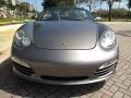 Porsche Boxster  Meteor Grey Metallic photo #69