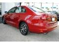 Volkswagen Jetta SE Cardinal Red Metallic photo #7