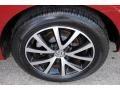 Volkswagen Jetta SE Cardinal Red Metallic photo #11