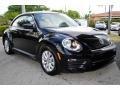 Volkswagen Beetle S Deep Black Pearl photo #2