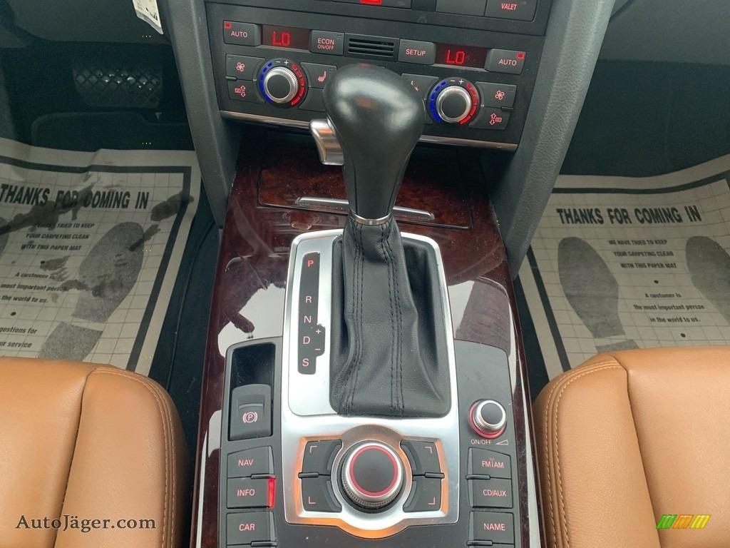 2008 A6 3.2 quattro Sedan - Ibis White / Black photo #15