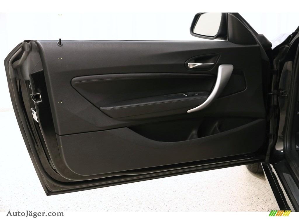 2016 2 Series 228i xDrive Coupe - Black Sapphire Metallic / Black photo #4