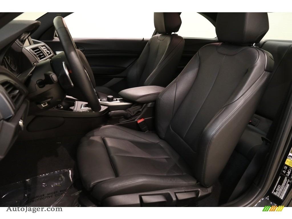 2016 2 Series 228i xDrive Coupe - Black Sapphire Metallic / Black photo #5