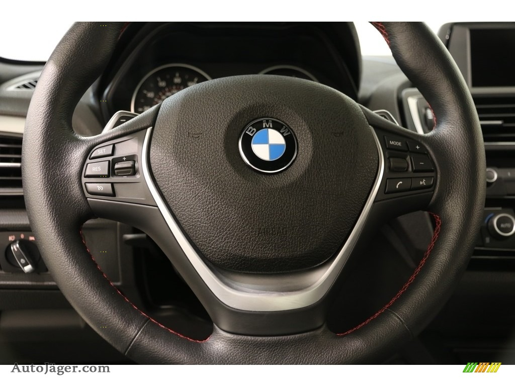 2016 2 Series 228i xDrive Coupe - Black Sapphire Metallic / Black photo #7