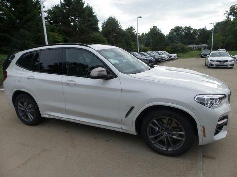 Alpine White 2019 BMW X3 M40i