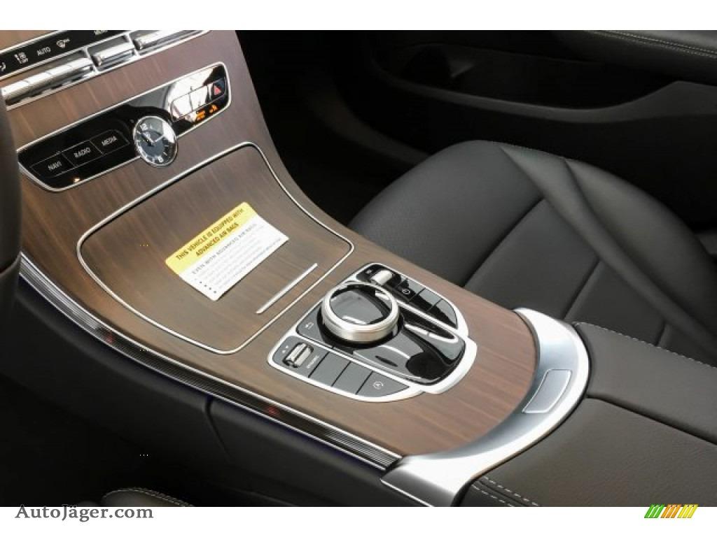 2019 C 300 Sedan - Mojave Silver Metallic / Black photo #7