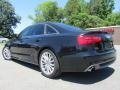 Audi A6 3.0T quattro Sedan Phantom Black Pearl Effect photo #8