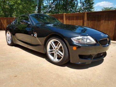 Black Sapphire Metallic 2007 BMW M Coupe