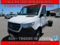 Mercedes-Benz Sprinter 3500XD Cab Chassis Arctic White photo #1