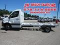 Mercedes-Benz Sprinter 3500XD Cab Chassis Arctic White photo #2