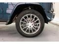 Mercedes-Benz G 550 designo Manufaktur Sea Blue Metallic photo #9