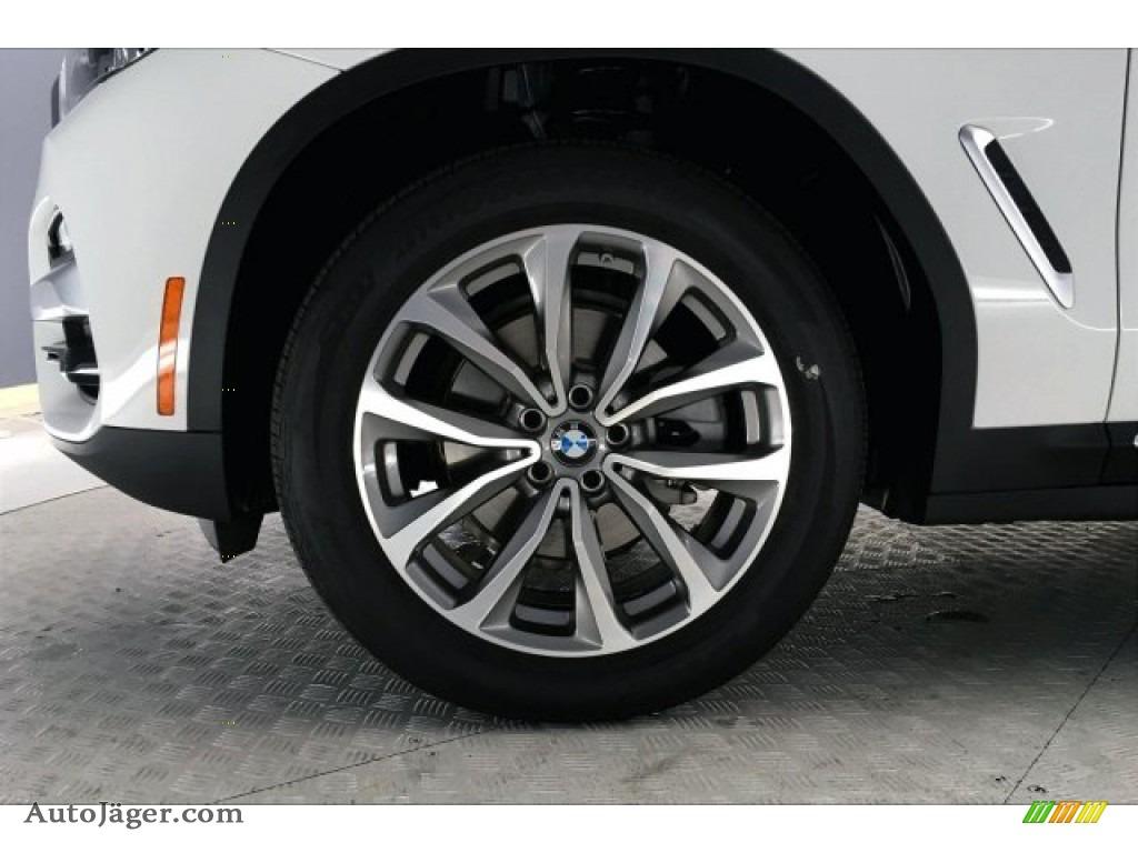 2019 X3 sDrive30i - Alpine White / Black photo #8