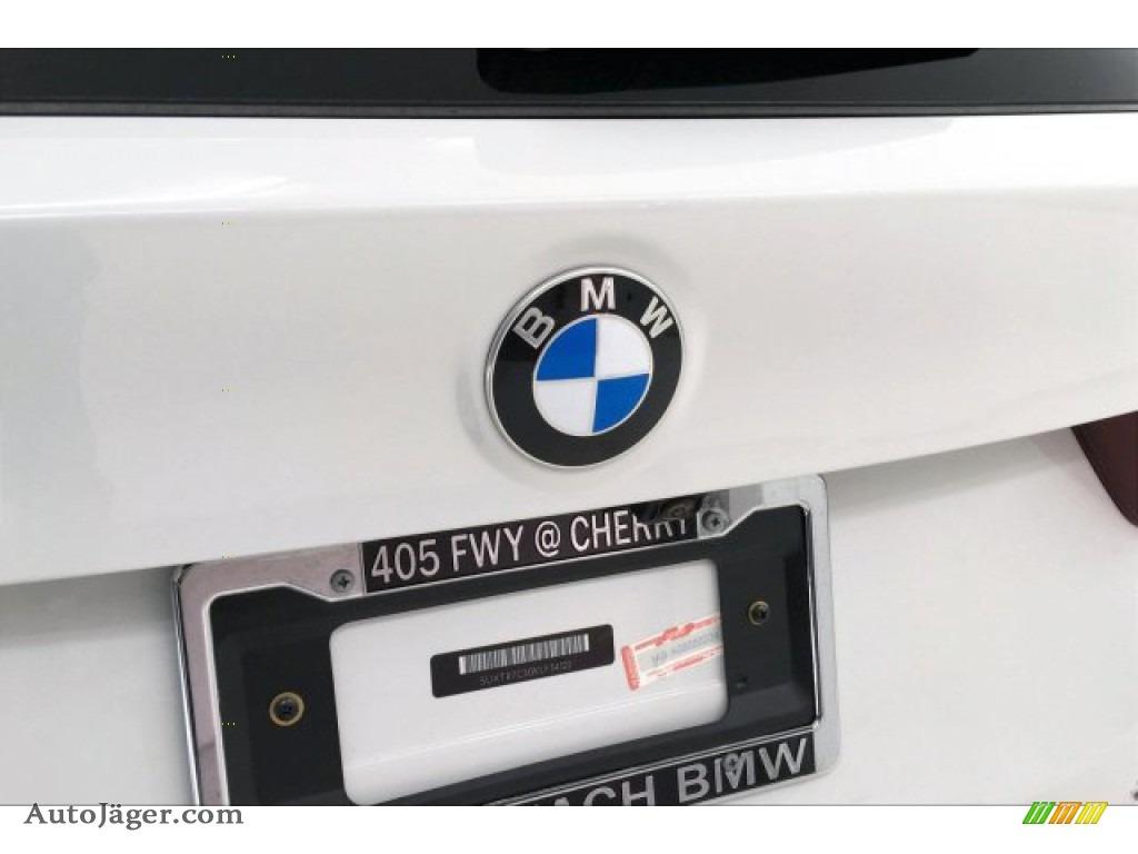 2019 X3 sDrive30i - Alpine White / Black photo #23
