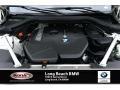 BMW X3 sDrive30i Alpine White photo #8
