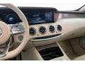 Mercedes-Benz S S 560 Cabriolet Dune Silver Metallic photo #6