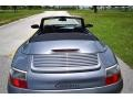 Porsche 911 Carrera Cabriolet Seal Grey Metallic photo #30