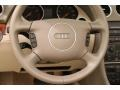 Audi A4 3.0 Cabriolet Alpaka Beige Metallic photo #8