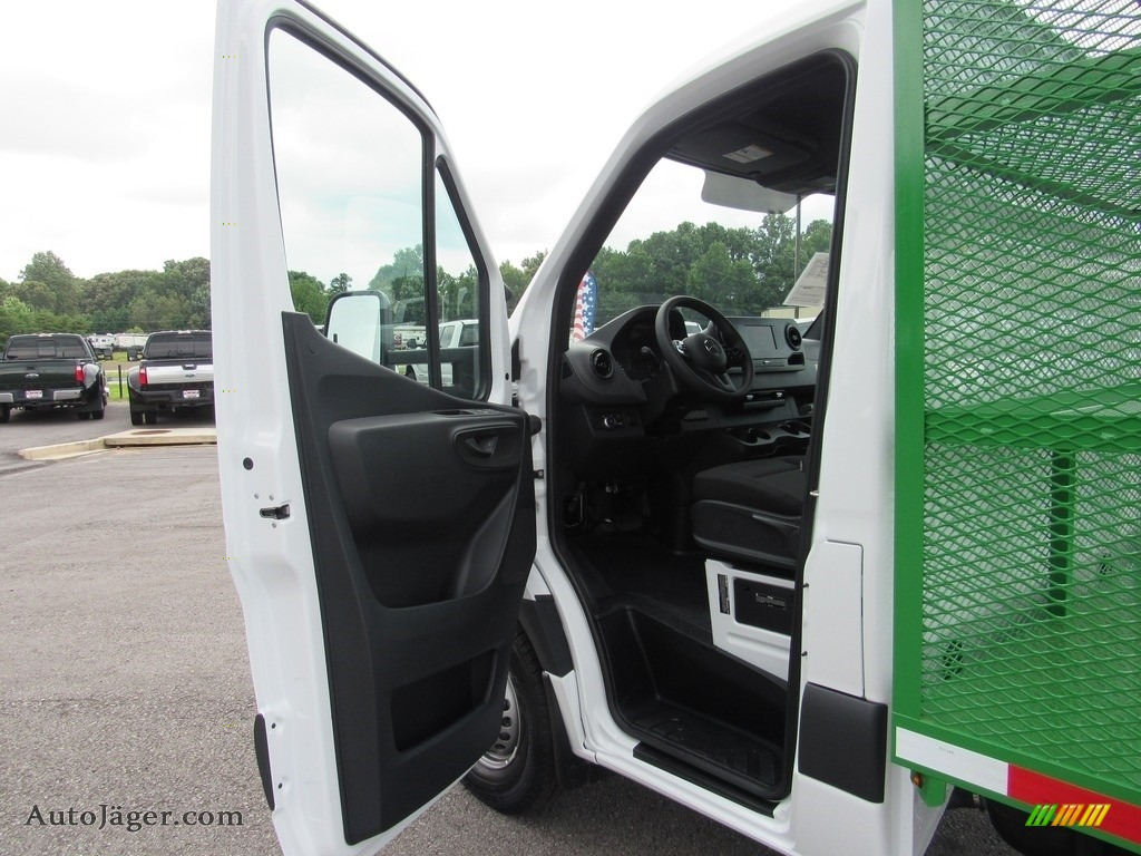2019 Sprinter 4500 Cab Chassis - Arctic White / Black photo #17