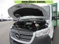 Mercedes-Benz Sprinter 4500 Cab Chassis Arctic White photo #39