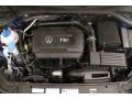 Volkswagen Passat SE Sedan Reef Blue Metallic photo #17