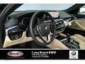 BMW 5 Series 530e iPerformance Sedan Jet Black photo #4