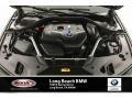 BMW 5 Series 530e iPerformance Sedan Jet Black photo #8