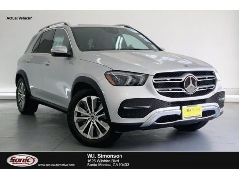 Iridium Silver Metallic 2020 Mercedes-Benz GLE 450 4Matic