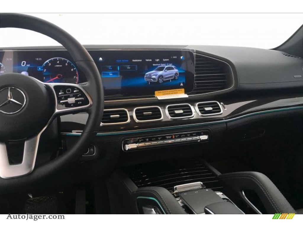 2020 GLE 450 4Matic - Iridium Silver Metallic / Black photo #6