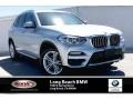 BMW X3 sDrive30i Glacier Silver Metallic photo #1
