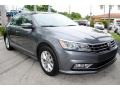 Volkswagen Passat S Sedan Platinum Gray Metallic photo #2