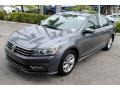 Volkswagen Passat S Sedan Platinum Gray Metallic photo #4