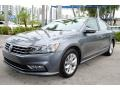 Volkswagen Passat S Sedan Platinum Gray Metallic photo #5