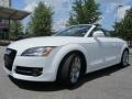 Audi TT 3.2 quattro Roadster Ibis White photo #6