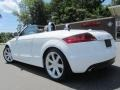 Audi TT 3.2 quattro Roadster Ibis White photo #8