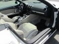 Audi TT 3.2 quattro Roadster Ibis White photo #23